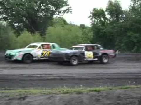 Adams county speedway action