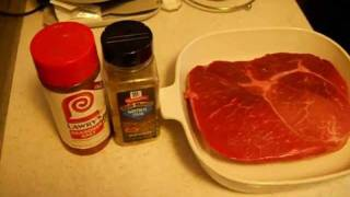 Cooking Sirloin Roast To Taste Like Prime Rib - How To