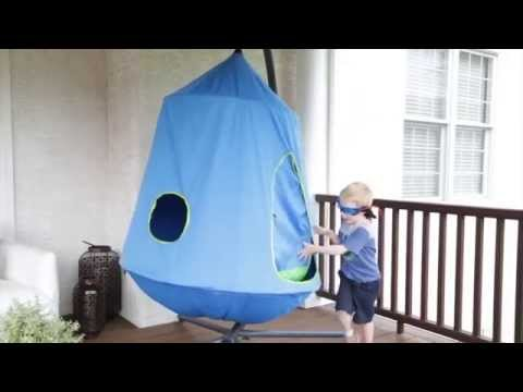 Fantasy fort sku 730997 hearthsong doovi for Magic cabin tree fort kit