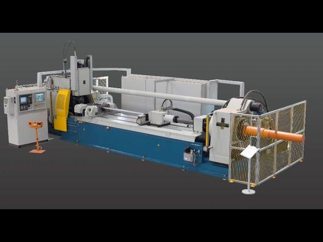 200Tonne Reibschweißmaschine mit eingebauter Entgratung
