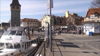 Walk around Lindau, Germany