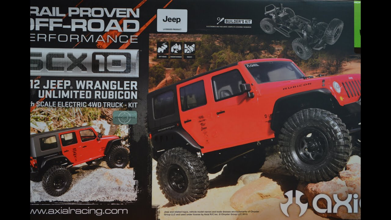 Rc Explorer Project Quot Logo Quot Pt1 Axial Scx10 Jeep