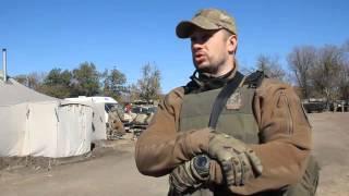Командир батальона Азов признает свое пораженческое положение в войне на востоке