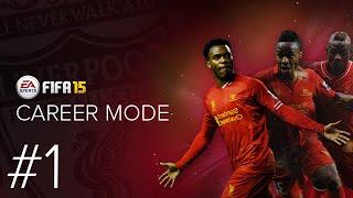 FIFA 15 Liverpool Career Mode - THE START! New Amazing Transfers! - Season 1 Episode 1