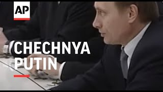 RUSSIA: MUSLIM LEADERS DISCUSS CHECHNYA WITH PUTIN