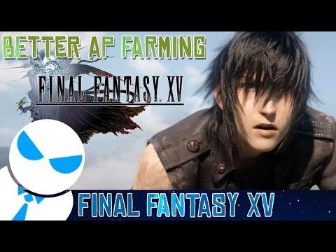 how to spend ap in final fantasy 15