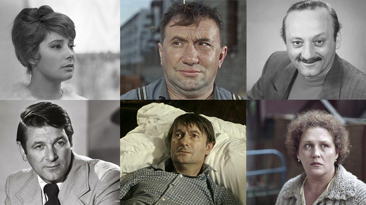Советские Актеры Умершие в Нищете и Забвении Часть 1