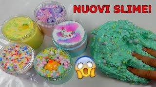 NUOVI SLIME DEL MIO SITO! (SLIME UNICORNO E DI PASQUA) Iolanda Sweets