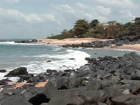Wish you were here in Liberia