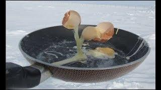 كيف تبدو محاولات الطهي في القطب الجنوبي ؟