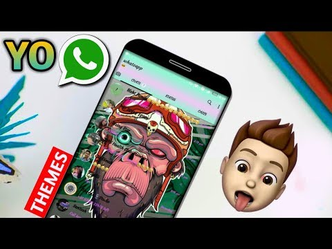 🔥TOP 5 YOWHATSAPP MINDBLOWING THEMES 2019 | YOWHATSAPP NEW THEMES 🔥