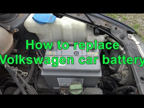 2005 volkswagen jetta battery replacement