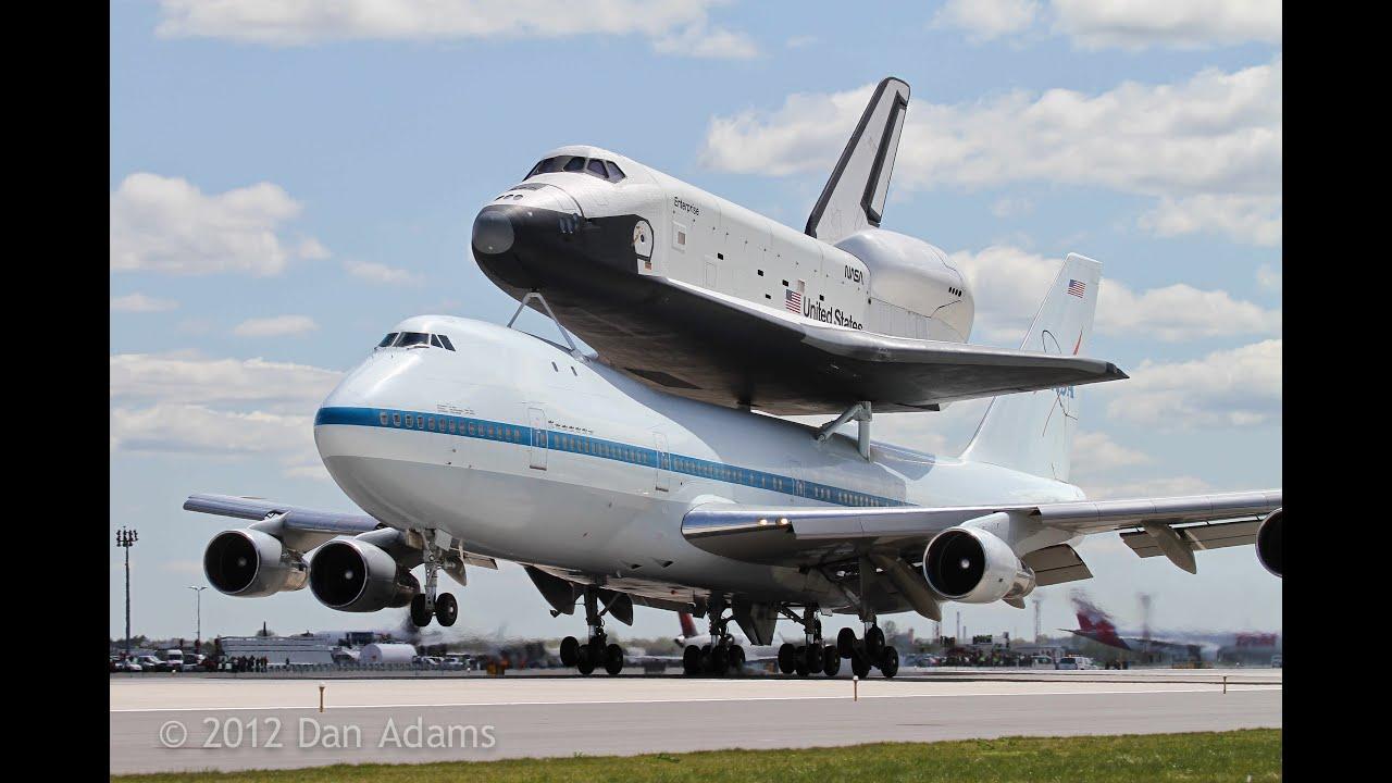 Space Shuttle flyover dazzles Bay Area – SFBay |Space Shuttle Flyover