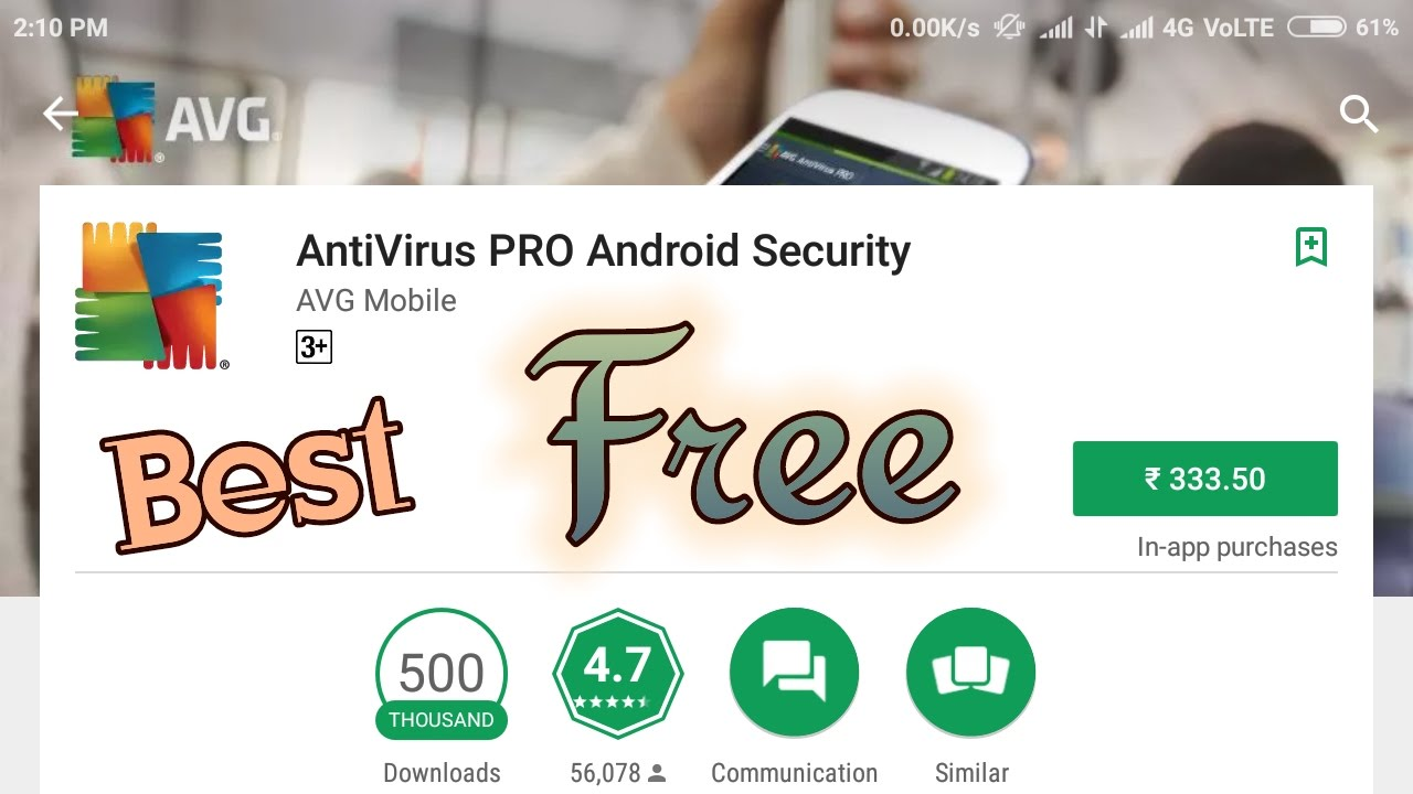 Best Free Antivirus Security For Any Android Device Important Must Watch  2017