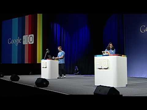 Highlights from Google I/O 2009