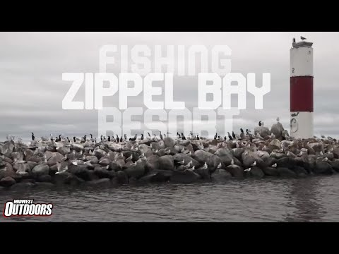 Walleye Fishing Zippel Bay Resort