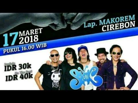 konser SLANK Live Cirebon