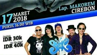 Video konser SLANK Live Cirebon download MP3, 3GP, MP4, WEBM, AVI, FLV Maret 2018