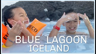 BLUE LAGOON ICELAND | Vlog with Emma
