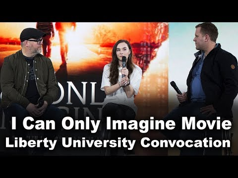 I Can Only Imagine - Liberty University Convocation