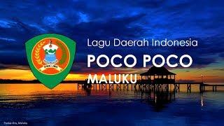 Poco Poco - Lagu Daerah Maluku (Karaoke dengan Lirik)