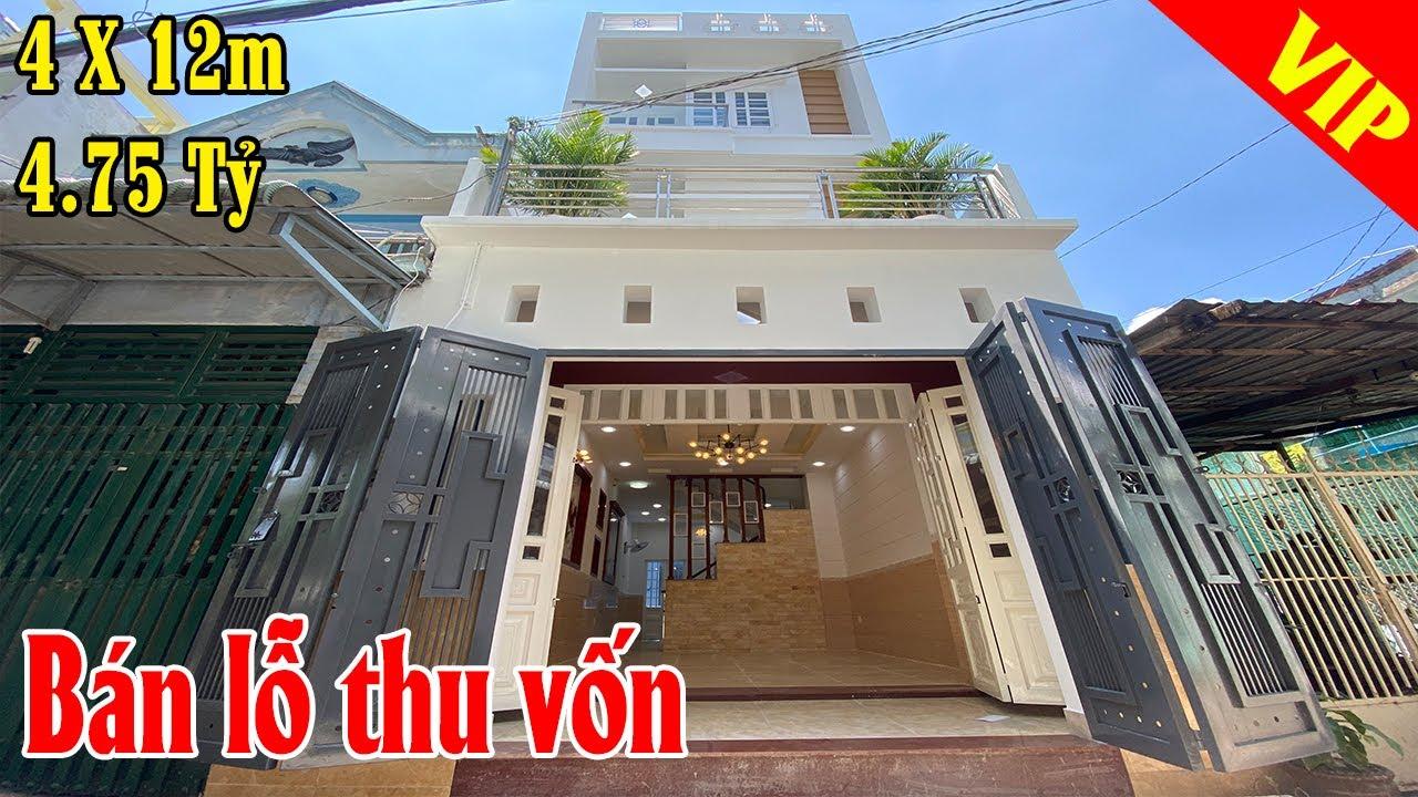 Bán nhà Tân Bình   🏫 Nhà đẹp góc 2 mặt tiền trước sau 4x13m giá cực rẻ chỉ 4.75 tỷ