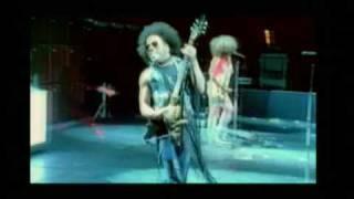 Lenny Kravitz guitar solo