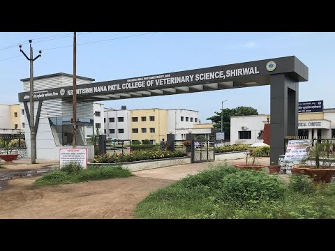 Krantisinh Nana Patil college of Veterinary science, shirwal, Satara. from YouTube · Duration:  3 minutes 15 seconds