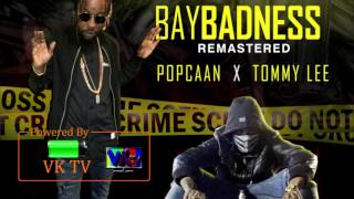 Baixar Popcaan x Tommy Lee - Step Like Dead [March 2017] - Remastered