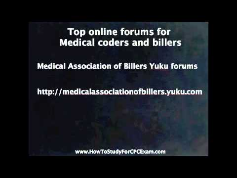 Top online forums for medical coders and billers