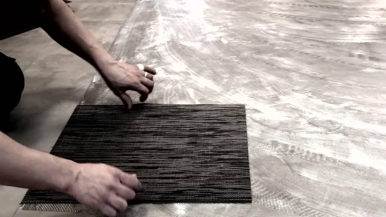 Bolon Installation Tiles Youtube