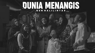 Download Gen Halilintar - Dunia Menangis MV