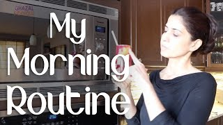 My Morning Routine - Ghazal Siddique
