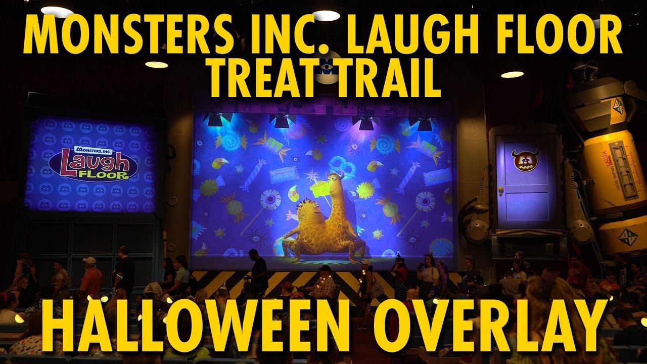 Monsters Inc. Laugh Floor Halloween