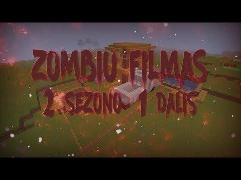 Zombiu Filmo 2 sezono 1 dalis - Nauja pradzia....