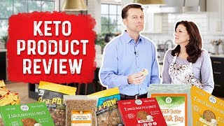 Dr. Berg's Favorite Keto Products