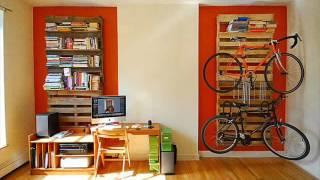 21 Ideen wie Sie aus Holz Paletten moderne Möbel machen