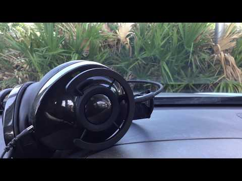 "AudioQuest NightOwl ""Liquid Wood"" Audiophile Headphone review by Dale"