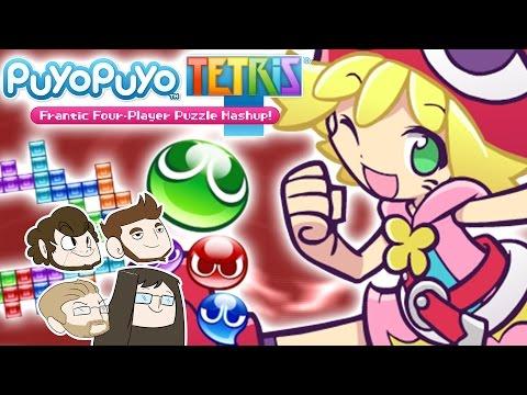PUYO PUYO TETRIS | TFS Plays