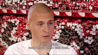 [Entrevista] Alta Fidelidade - Victor Lindelöf | Benfica TV