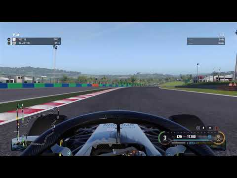 F1 2018 Hungary | Practice for MRL league race