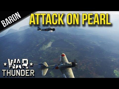War Thunder - Attack on Pearl Harbor