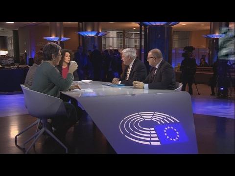 Where does the European Parliament's money go?