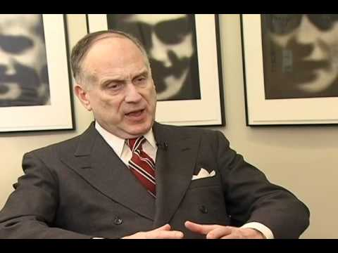 Ron Lauder's Open Letter To Obama