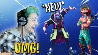 Streamers First Time Landing in *NEW* TOMATO TEMPLE! Boogie Down Emote! | Fortnite Highlights #98