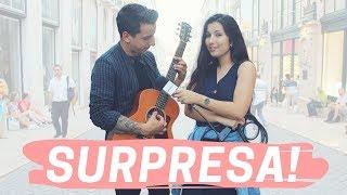 Download lagu SURPREENDEMOS OS FÃS DO FERNANDO DANIEL I A Miúda Tem Lata