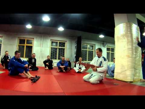 Priit Mihkelson & Ronin Family BJJ - Moscow Camp