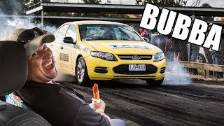 Carnage Plus EP8 - Bubba Drives Turbo Taxi