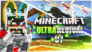 Minecraft: Ultra Modded Revival Ep. 7 - ANT DIMENSION