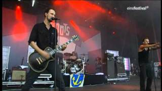 Donots - Stop The Clocks (live  @ Area4 2010)
